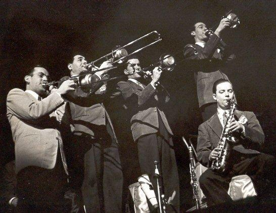 Gene Krupa And His Orchestra It's A Good Day/The Slow Mosquita