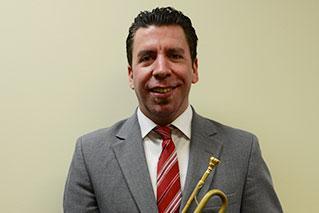 Brad Black<br /> Trumpet - Split Lead/2nd Trumpet